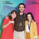 Équipe de Création événementielle, médaille d'or : Élisabeth St-Jacques, Jérémie Lachance et Laurence Corbeil