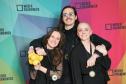 Équipe de Création vidéo, médaille d'or : Anaelle Boily-Talbot, Nicolas Robert et Dominique Lefebvre